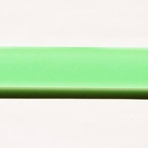 Acryl - Wechselfeilenboard kiwi 3mm gerade
